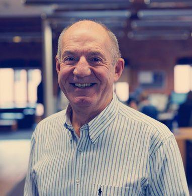 Professor John Coyne (CBE) image