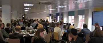 RT Chris Scrase @chrisscrase: Great turnout for #hefceoutreach conference on National Collaborative Outreach Programme https://t.co/HApNUR9DyP image